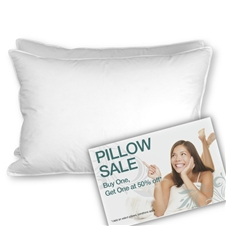 Deluxe Down Blend Pillow