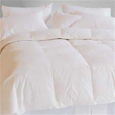 4 Seasons White Down Duvet