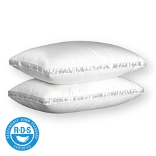 Paradise White Goose Down Pillow