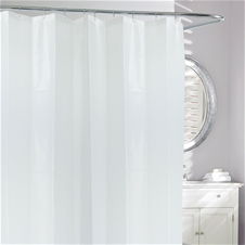 3 Dots Shower Curtain