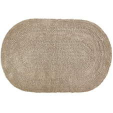 Oval Bath Mat