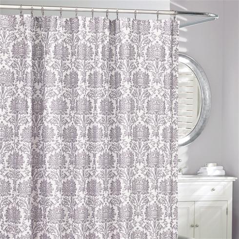 Baroque Shower Curtain Daniadown Bed Bath Home