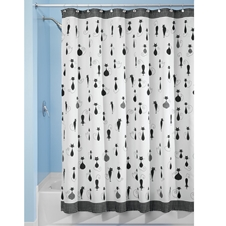 SophisicatCat Shower Curtain