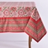 Noori Pink Tablecloth and Napkins