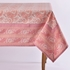 Alice Coral Tablecloth and Napkins