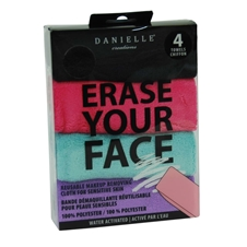 Erase your Face - Makeup Remover