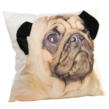 Pug - Dog Cushion