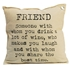 Friend Cushion