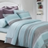 Graphica Aqua Duvet Cover Set