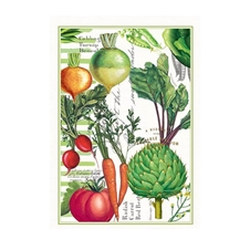 Vegetable Kingdom Tea Towel