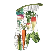 Vegetable Kingdom Oven Mitt