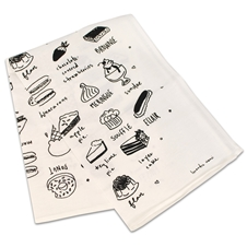 Desserts Tea Towels