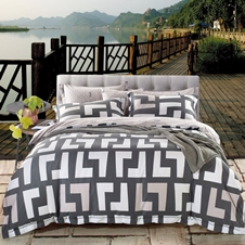 Blocks Duvet Cover Set