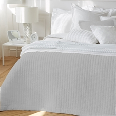 Riley Granite Cotton Coverlet