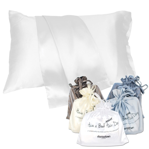 Have a Great Hair Day - Satin Pillowcases (2pc)