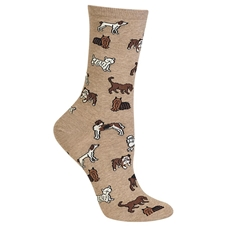 Dog Lovers Socks (women's)