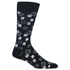 Dice Socks (men's)
