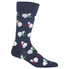 Polar Bear Socks (men's)