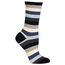 Bold Stripe Socks (women's)