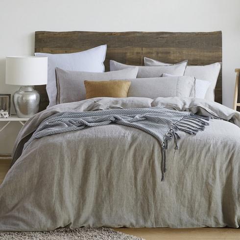 Natural Linen Duvet Cover Set Sheet, Organic Linen Bedding Canada