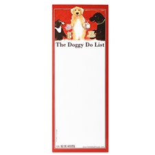 Doggy Do Magnetic List