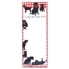 Dog Gone Much Magnetic List