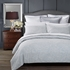 Avalon Grey Duvet Cover Set