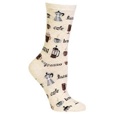 Coffee Socks (women's)