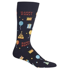 Birthday Socks (men's)