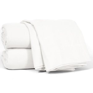 Cotton Flannel Sheet Set Made In Portugal Daniadown Bed Bath Home