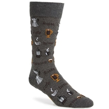 Coffee Socks (men's)