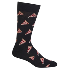 Pizza Socks (men's)