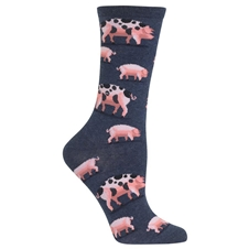 Spotted Pigs Socks (women's)