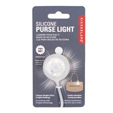 Silicone Purse Light