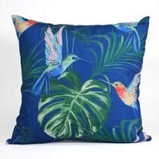 Tropical Birds Cushion