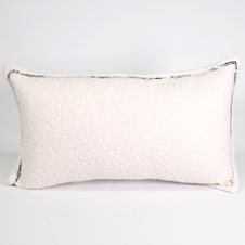 Faux Wool Cushion