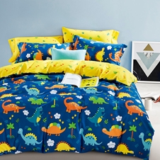 Dinosaurs Duvet Cover Set
