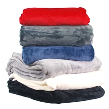 Fleece Flannel Blankets