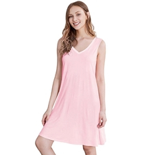 Pink Bamboo Nightdress