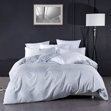 Avalon Blue Duvet Cover Set