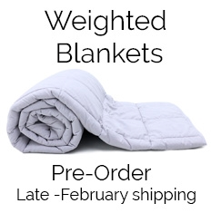 Soothe Weighted Blankets for relaxation