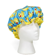 Rubber Duck Shower Cap