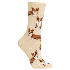 Corgi Socks (women's)