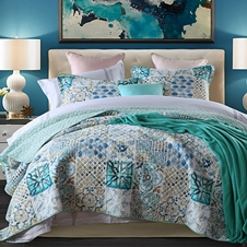 Istanbul Coverlet Set
