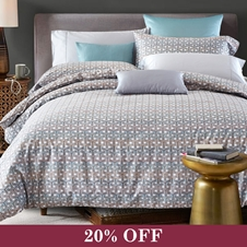 Octagon Duvet Cover Set