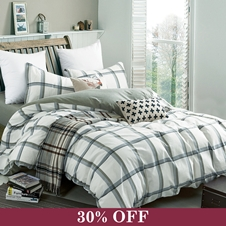 Ryan Green Duvet Cover Set