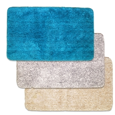 Heathered Bath Mats