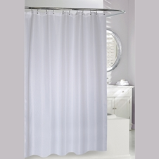 Basket Weave Shower Curtain