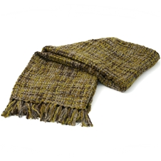 New Mexico Green Throw