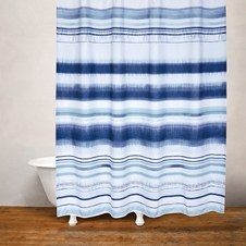 Sky Moves Shower Curtain